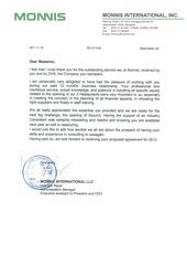 PDF Document monnis commendation letter