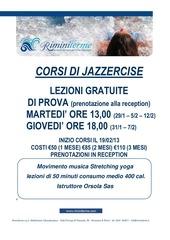 corsi di jazzercise