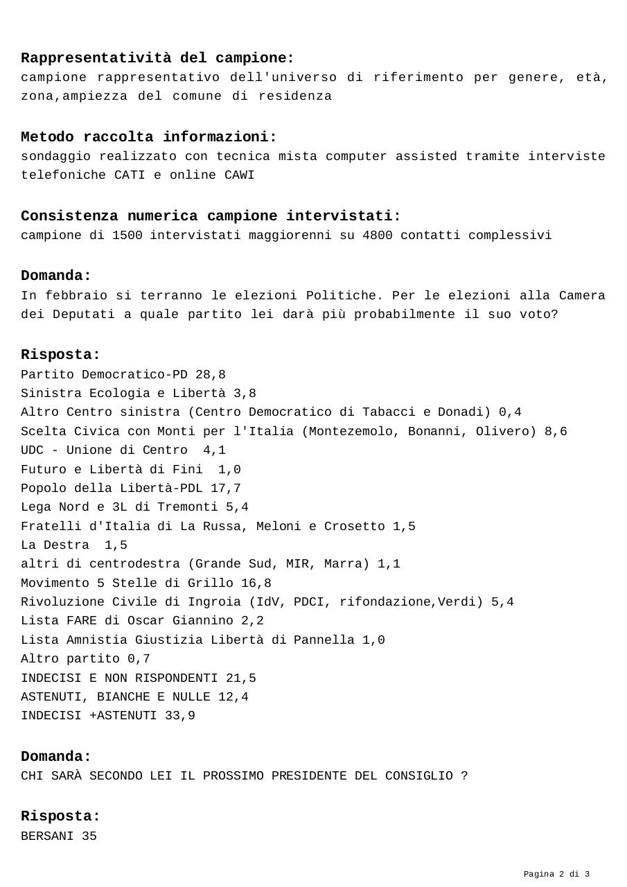 Document preview Sondaggio427.pdf - page 2/3