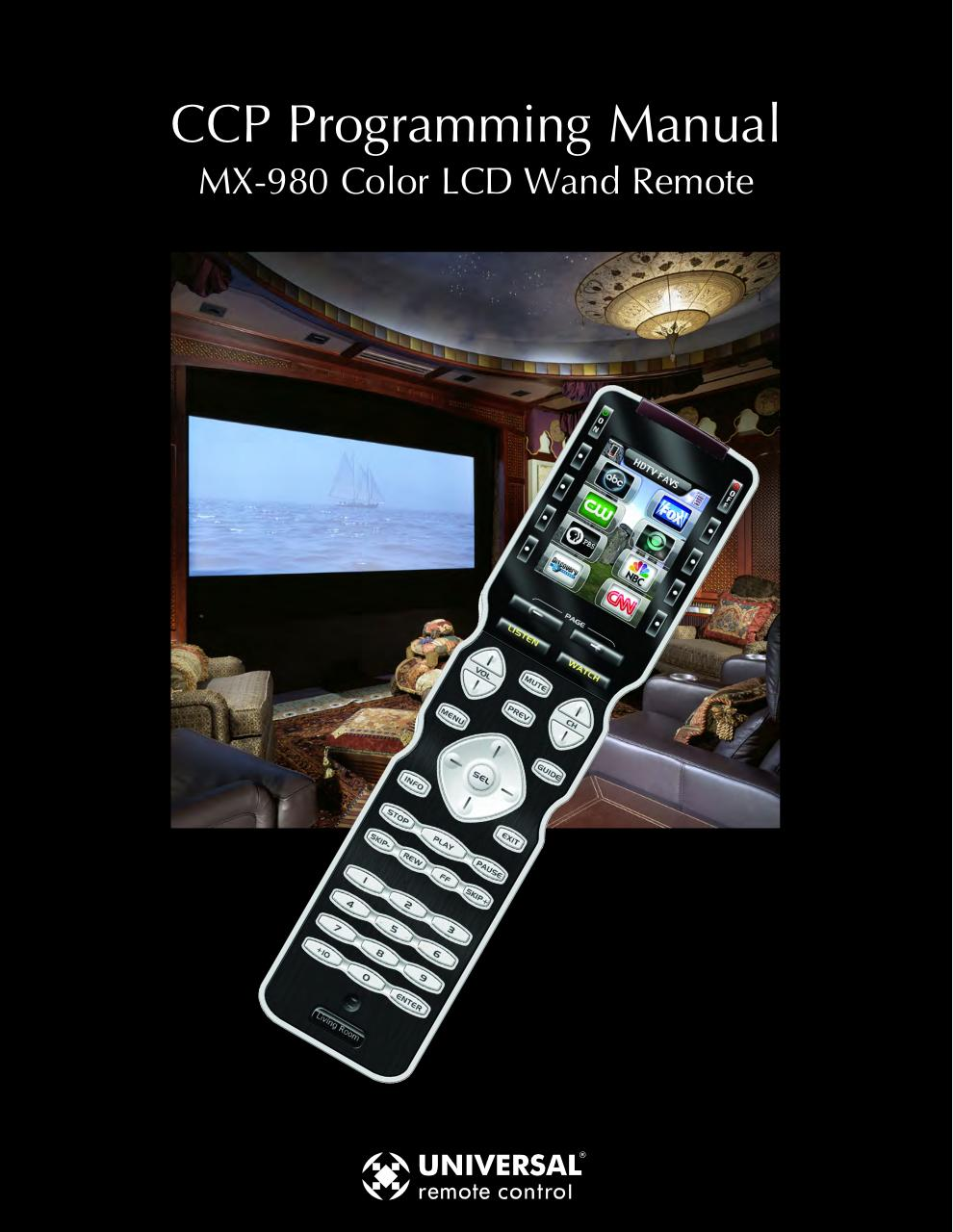 MX 980 Inside CCP Programming Manual by Charlene Quinones, Jim ...