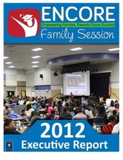 family session executive report january 2013