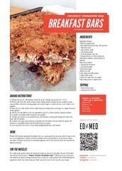 PDF Document breakfast bars