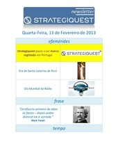 strategiquest news 13 02 2013