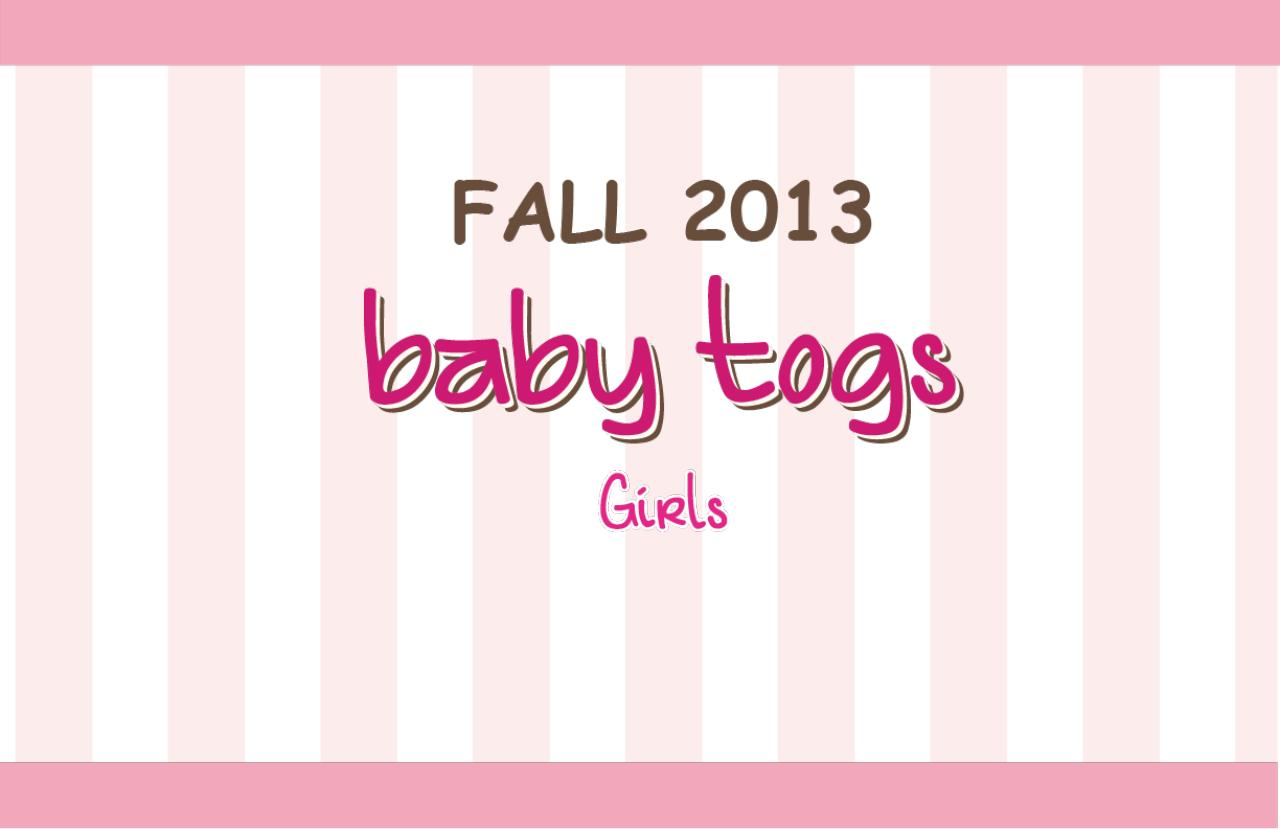 Baby Togs GIRLS .pdf - page 1/12