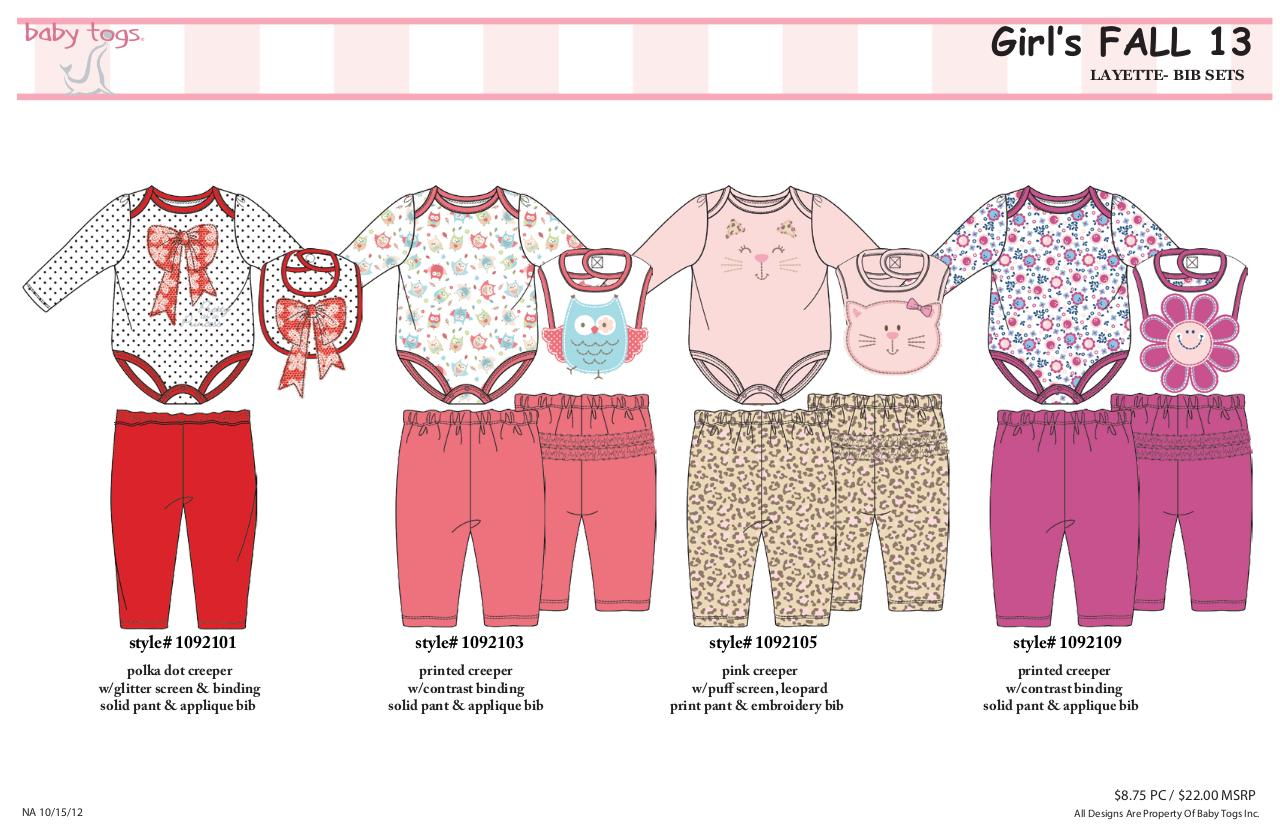 Baby Togs GIRLS .pdf - page 2/12