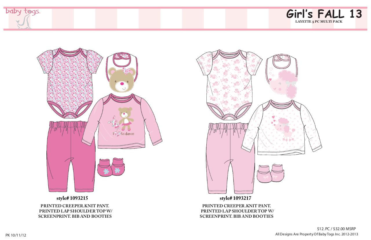 Baby Togs GIRLS .pdf - page 3/12
