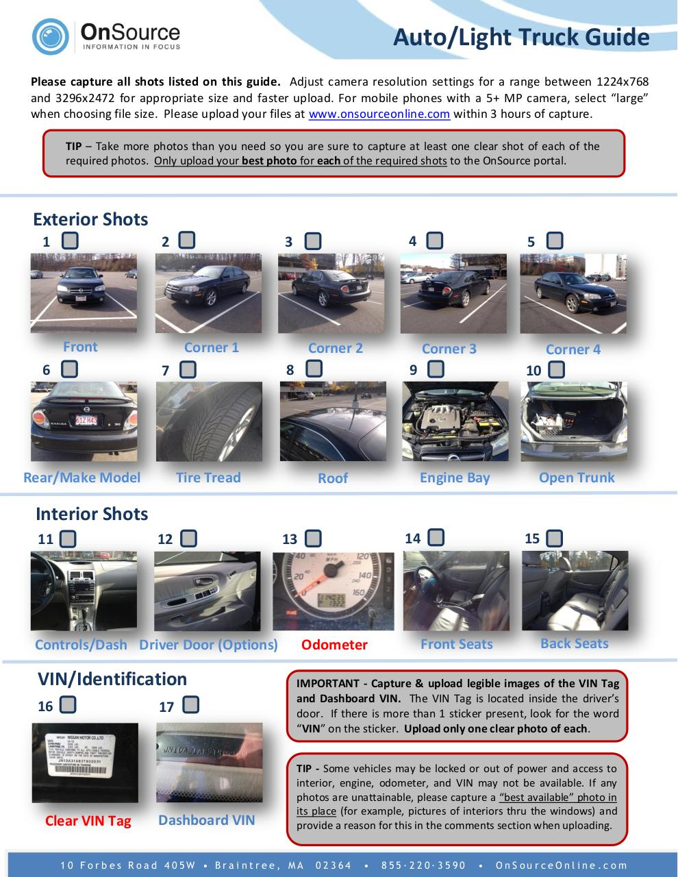 Document preview Vehicle Damage Guide.pdf - page 1/2