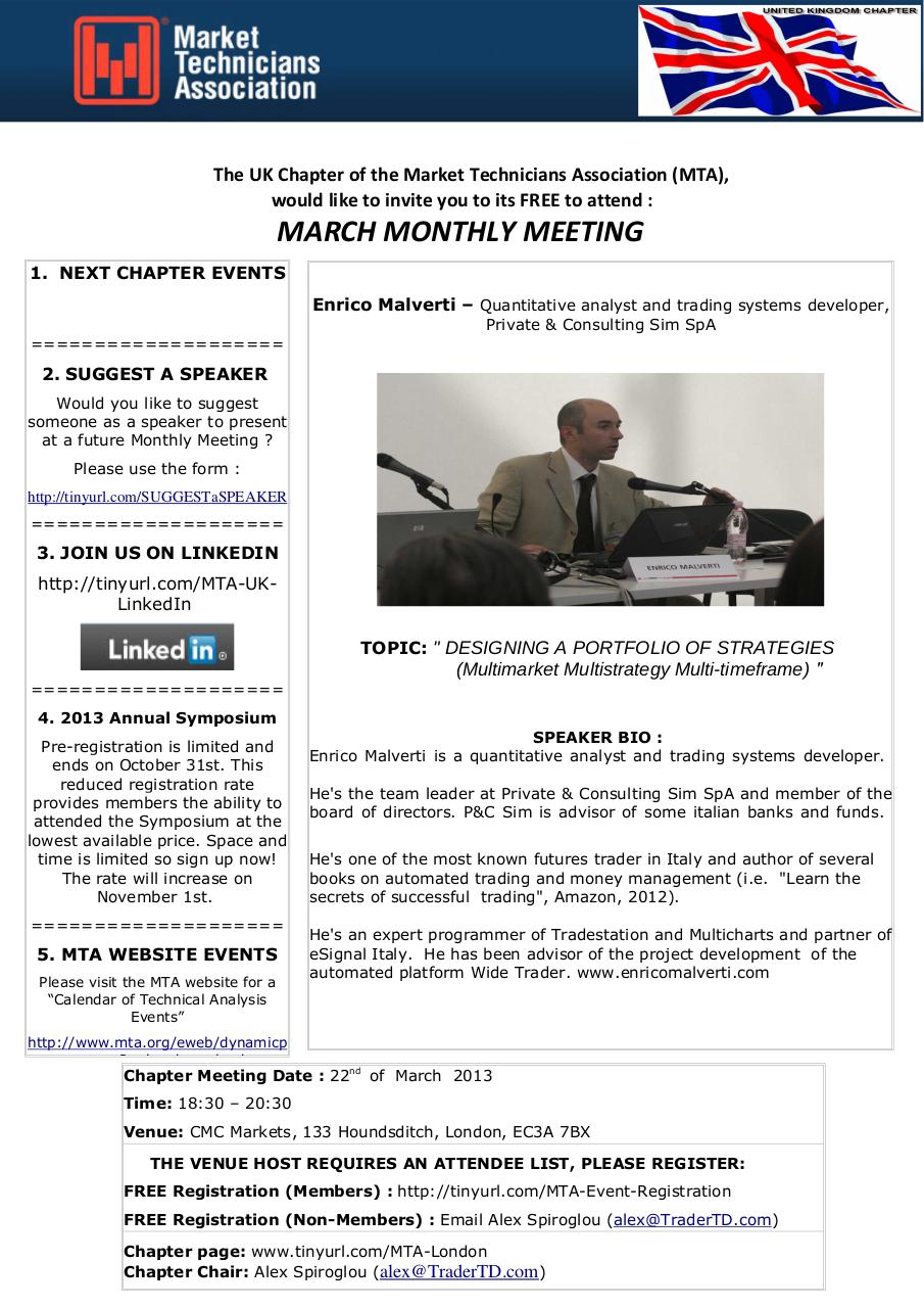 Document preview MTA Monthly Meeting (March 2013).pdf - page 1/2