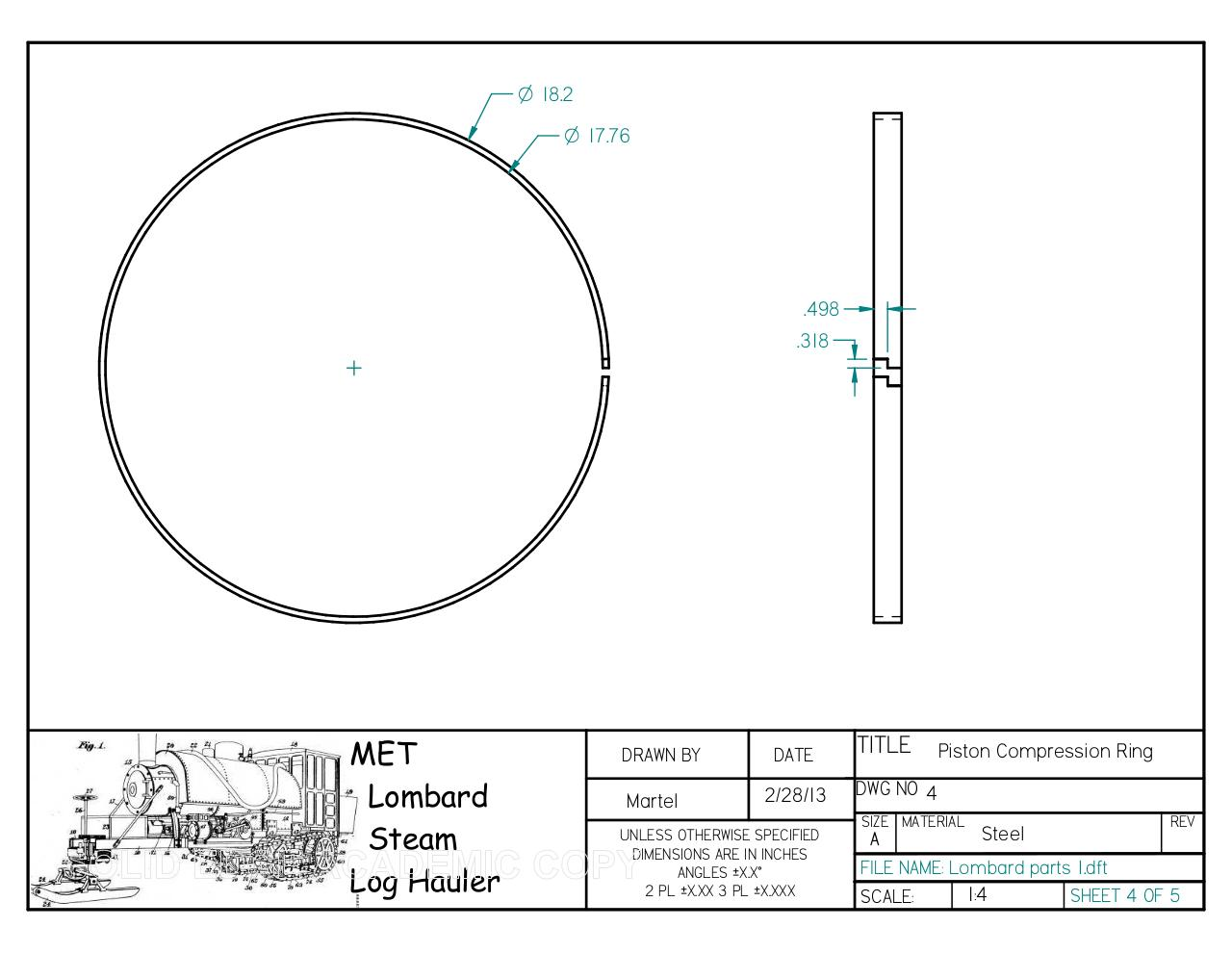 Document preview piston compression ring.pdf - page 1/1