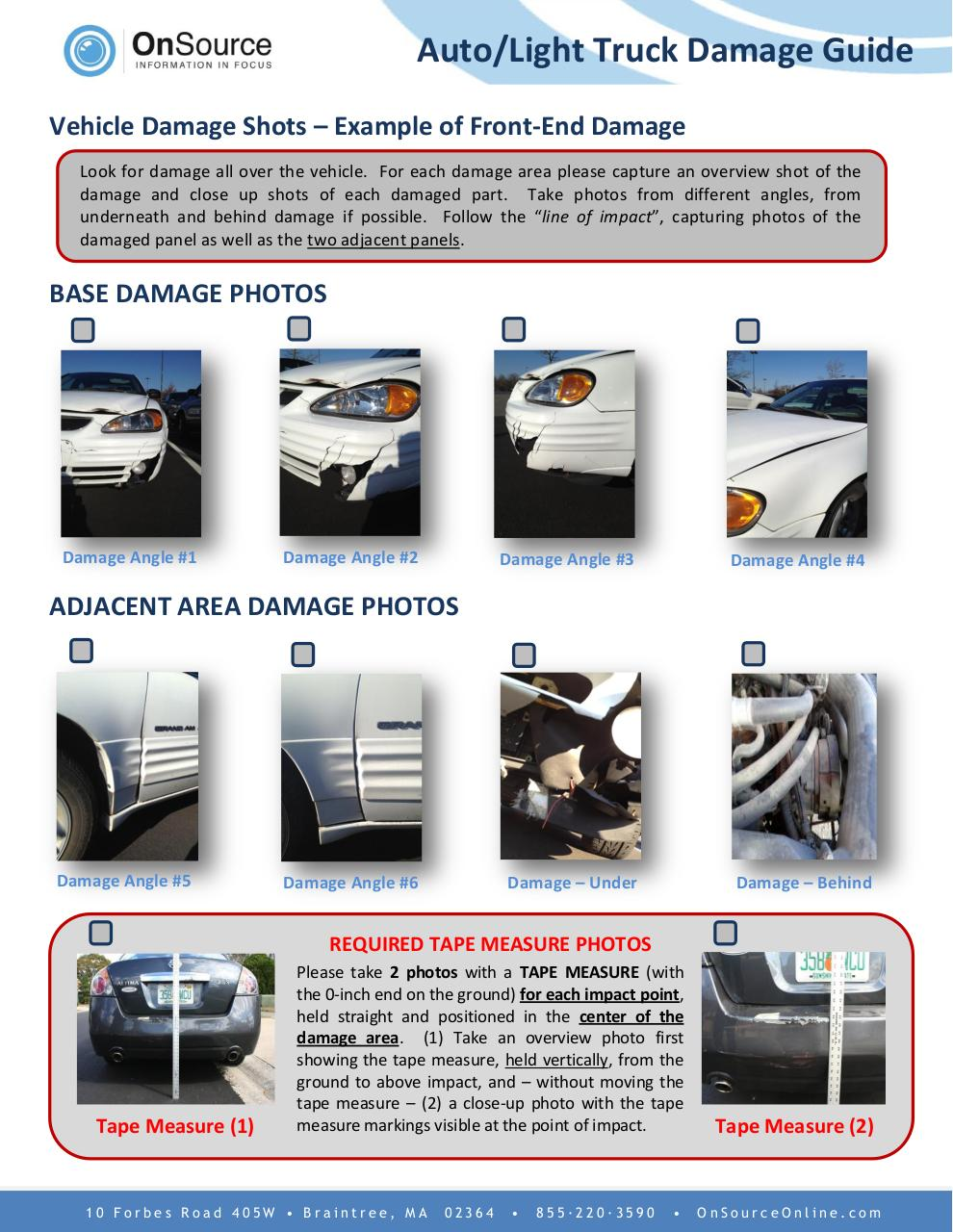 Document preview Vehicle Damage Guide.pdf - page 2/2