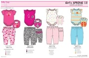 catalog layette girls 11 14