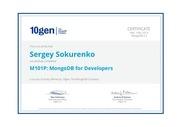 mongodb 101 certificate