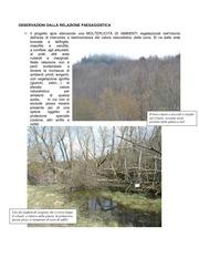PDF Document osservazioni dalla relazione paesaggistica