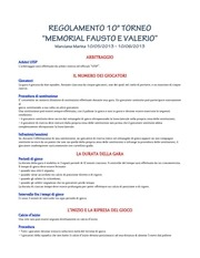 PDF Document regolamento calcetto