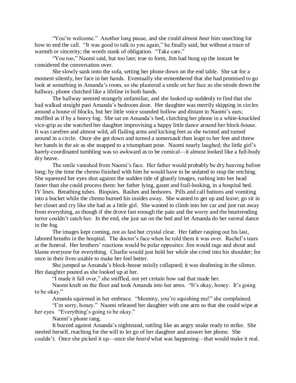 Document preview The Waiting.pdf - page 2/3