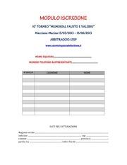 PDF Document modulo iscrizione liberatoria