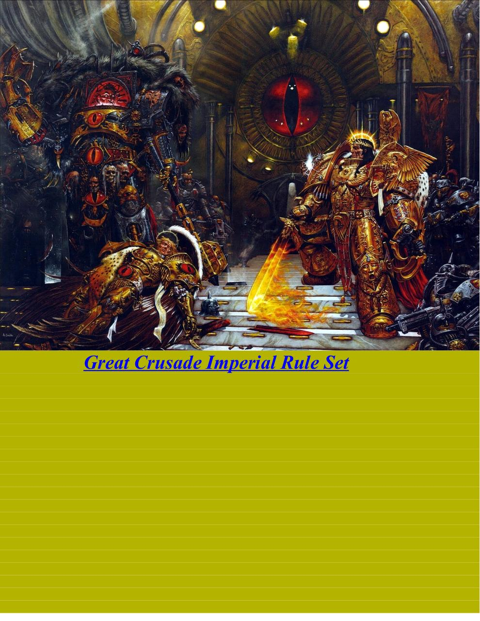 Great Crusade Imperial Rule set 5.8.pdf - page 1/306