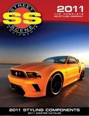 Street Scene 950-78708 Speed Grille Bumper//Valance Grille Insert