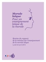 rapport pour un enseignement laique de la morale 249645