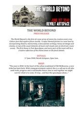 world beyond press release