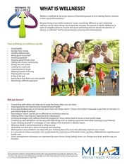 mhm 2013 pathways to wellness toolkit fact sheets