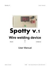spotty v1 manual