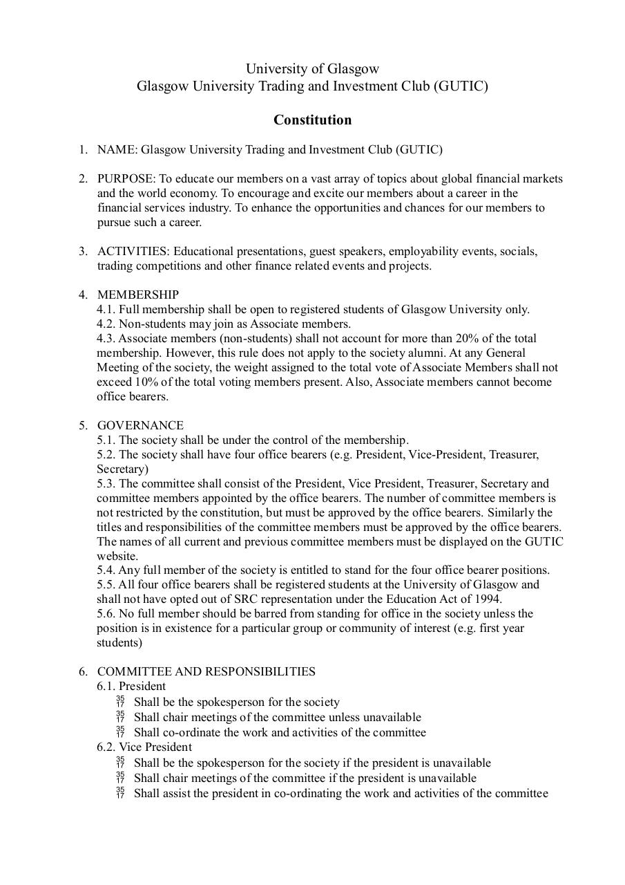 Document preview GUTIC Constitution Final.pdf - page 1/2