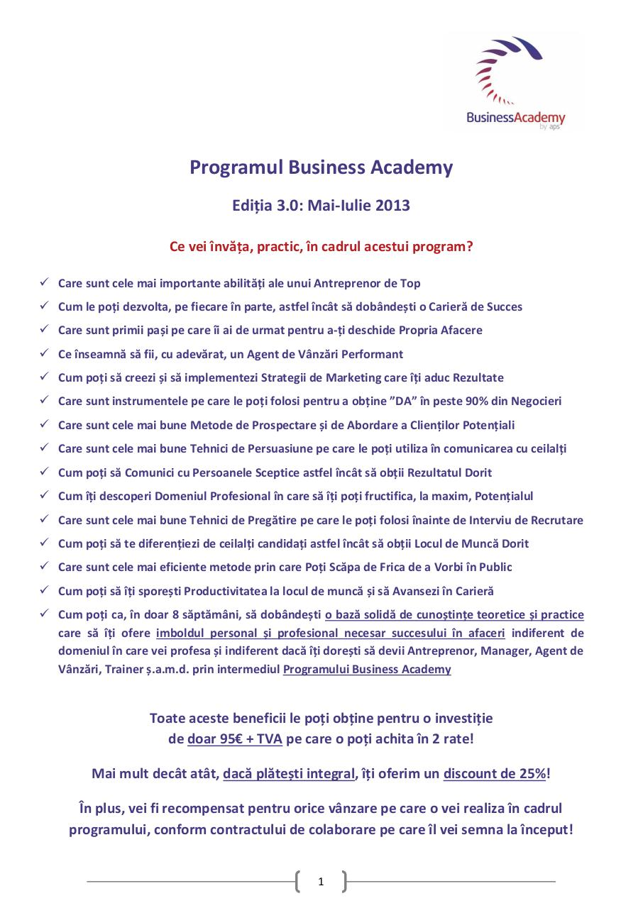 Business Academy 3.0.pdf - page 1/3