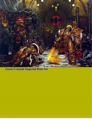 great crusade imperial rule set 5 9