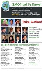 gmo action alert senate