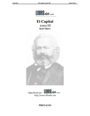 karl marx el capital iii