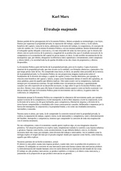 PDF Document karl marx el trabajo enajenado