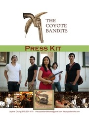 coyote bandits press kit