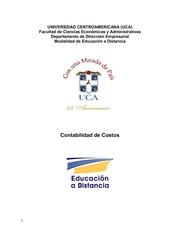 contabilidad de costos libro