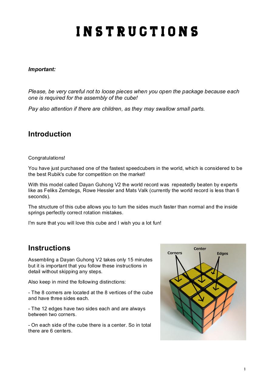 Assembly Instructions.pdf - page 1/8