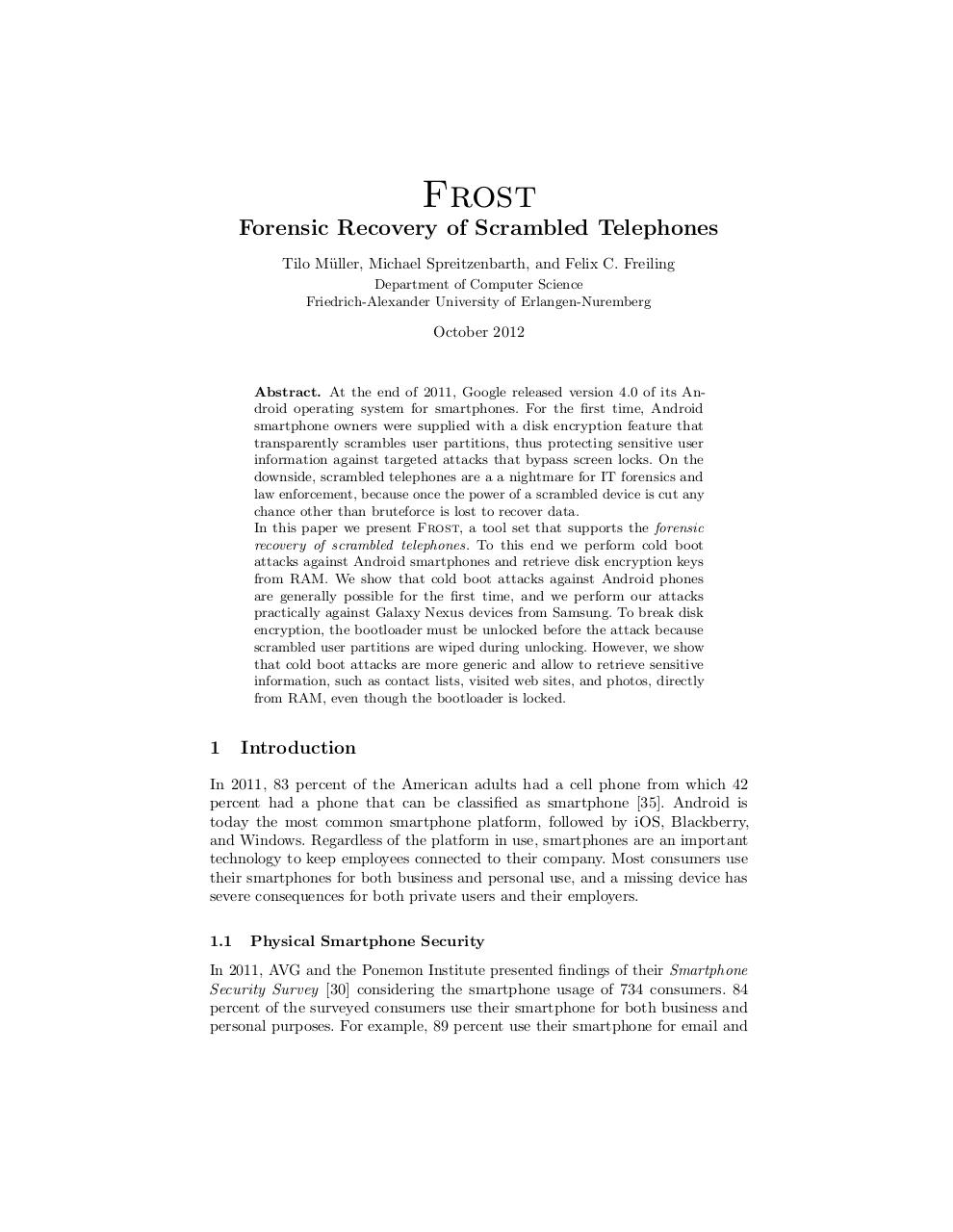 Forensic Recovery of Scrambled Telephones.pdf - page 1/19