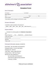 donation form jim marken