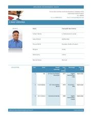 resume general