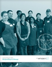 st anthony s annual report 2012