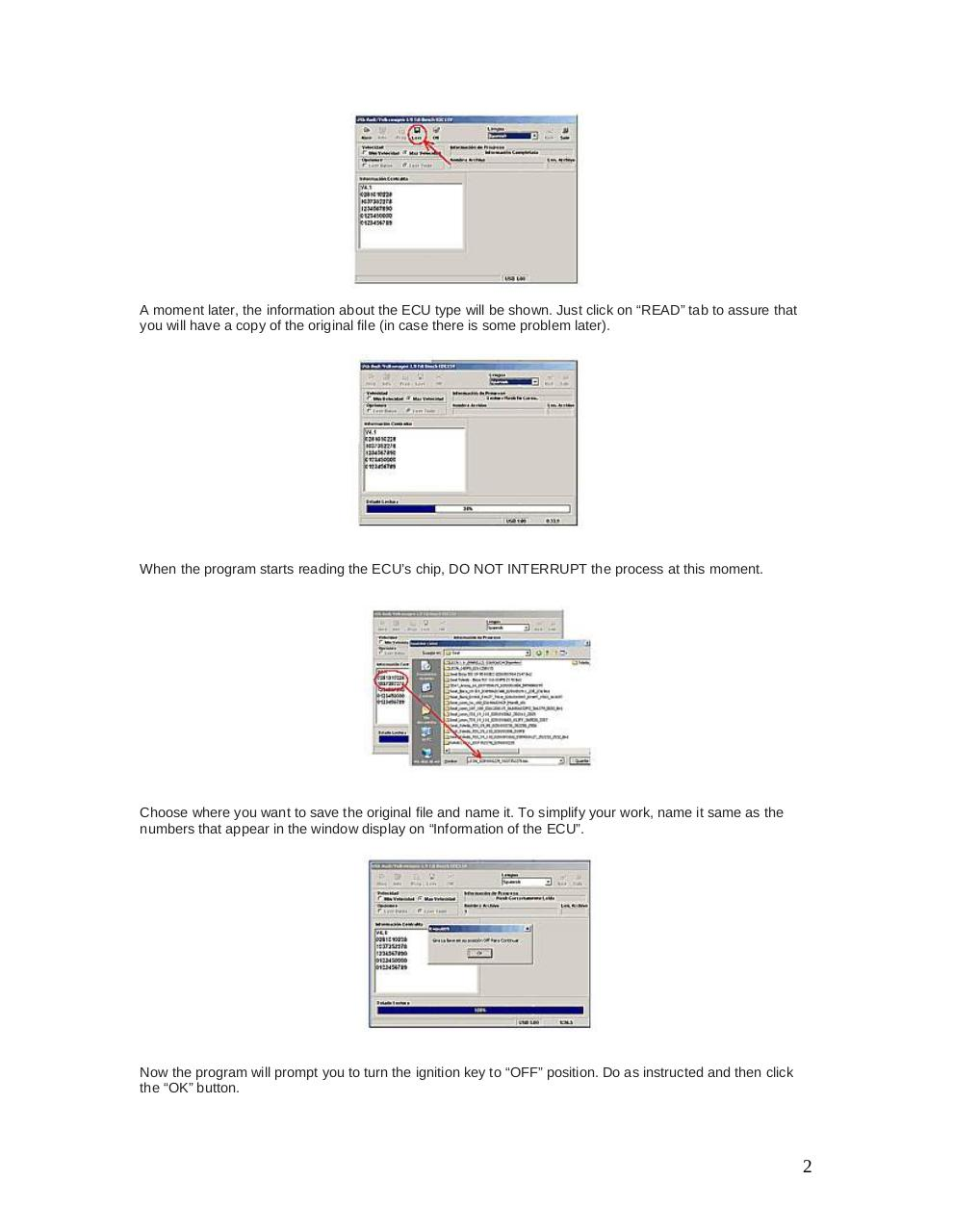 KWP2000 PLUS Operation Manual: by Autosenz - kwp2000-user-manual ...