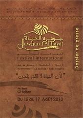 dossier de presse festival jawhara 2013 fr