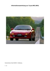 PDF Document informationssammlung toyota mr2 mkii endfassung