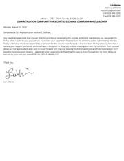 letter to att osha attorney