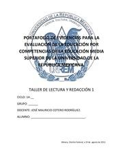 portafolio tlr1