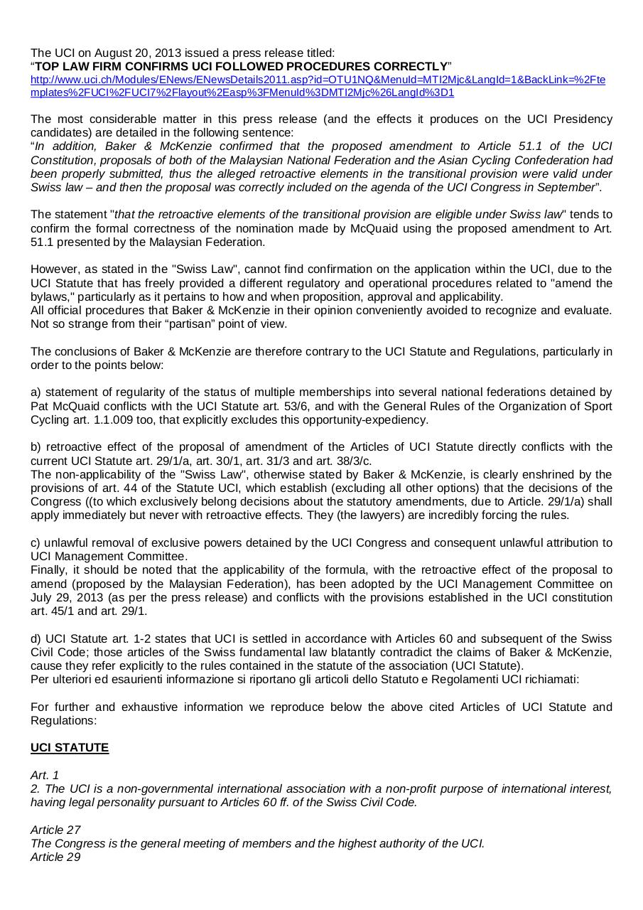 Commento a Press Release UCI 20 agosto - ITA-ENG.pdf - page 3/4