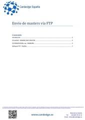masters via ftp