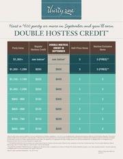 september double hostess