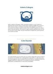 PDF Document valeria cafagna cute disorder 2013