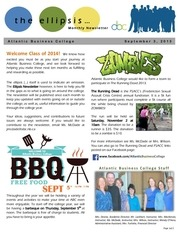 elipsis the abc newsletter sept 2013