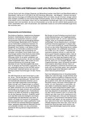 infos und adressen rund ums autismus spektrum